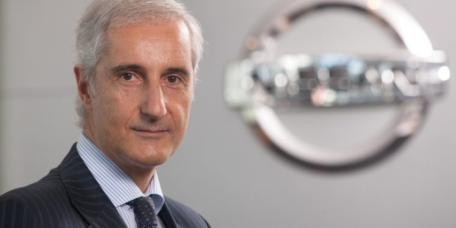 Bruno Mattucci, Nissan al Salone di Ginevra 2017