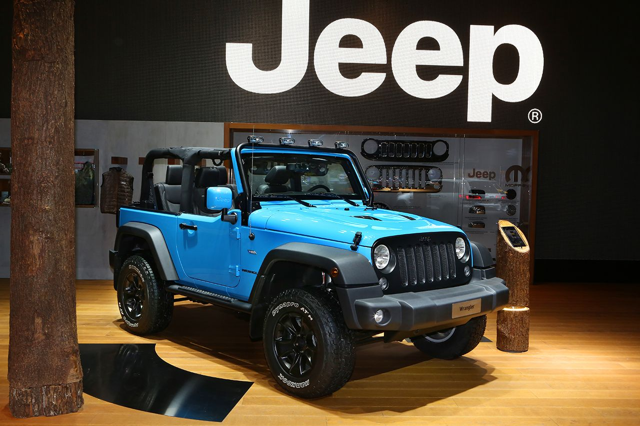 Jeep Wrangler Rubicon - Mopar One