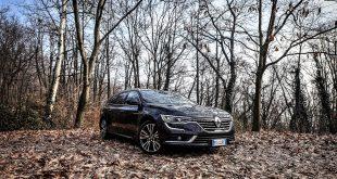 Renault Talisman Sporter | Prova su strada
