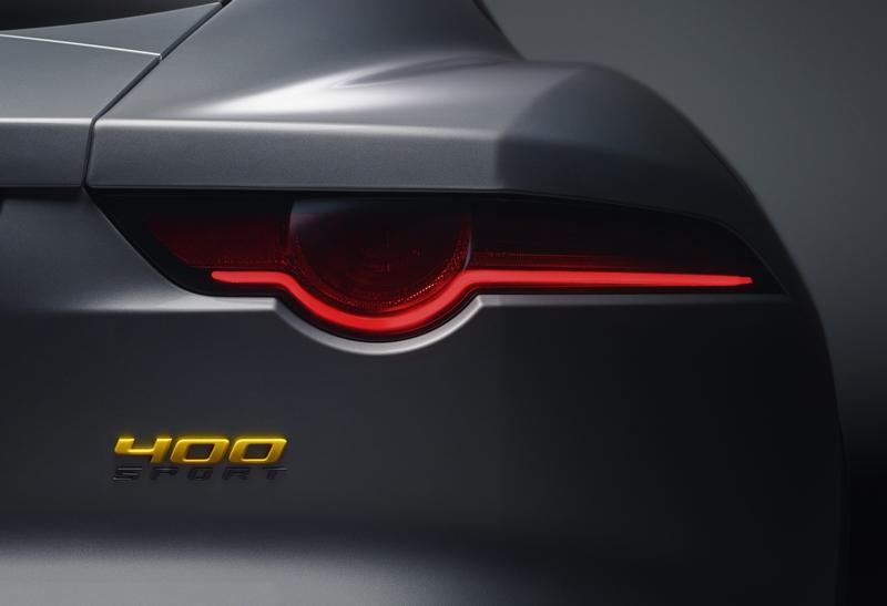 Jaguar F-Type MY 2018 400 Sport