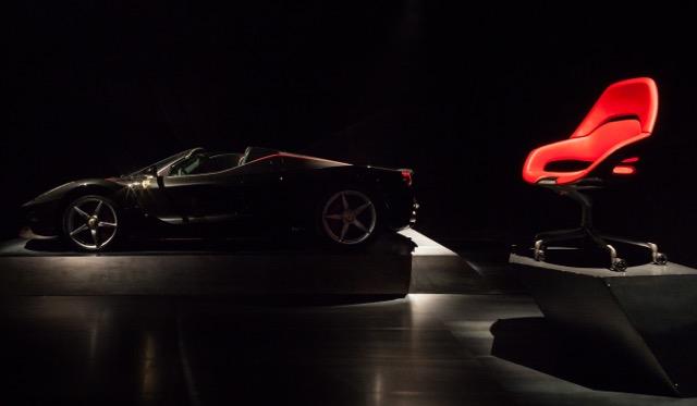 Ferrari e Poltrona Frau