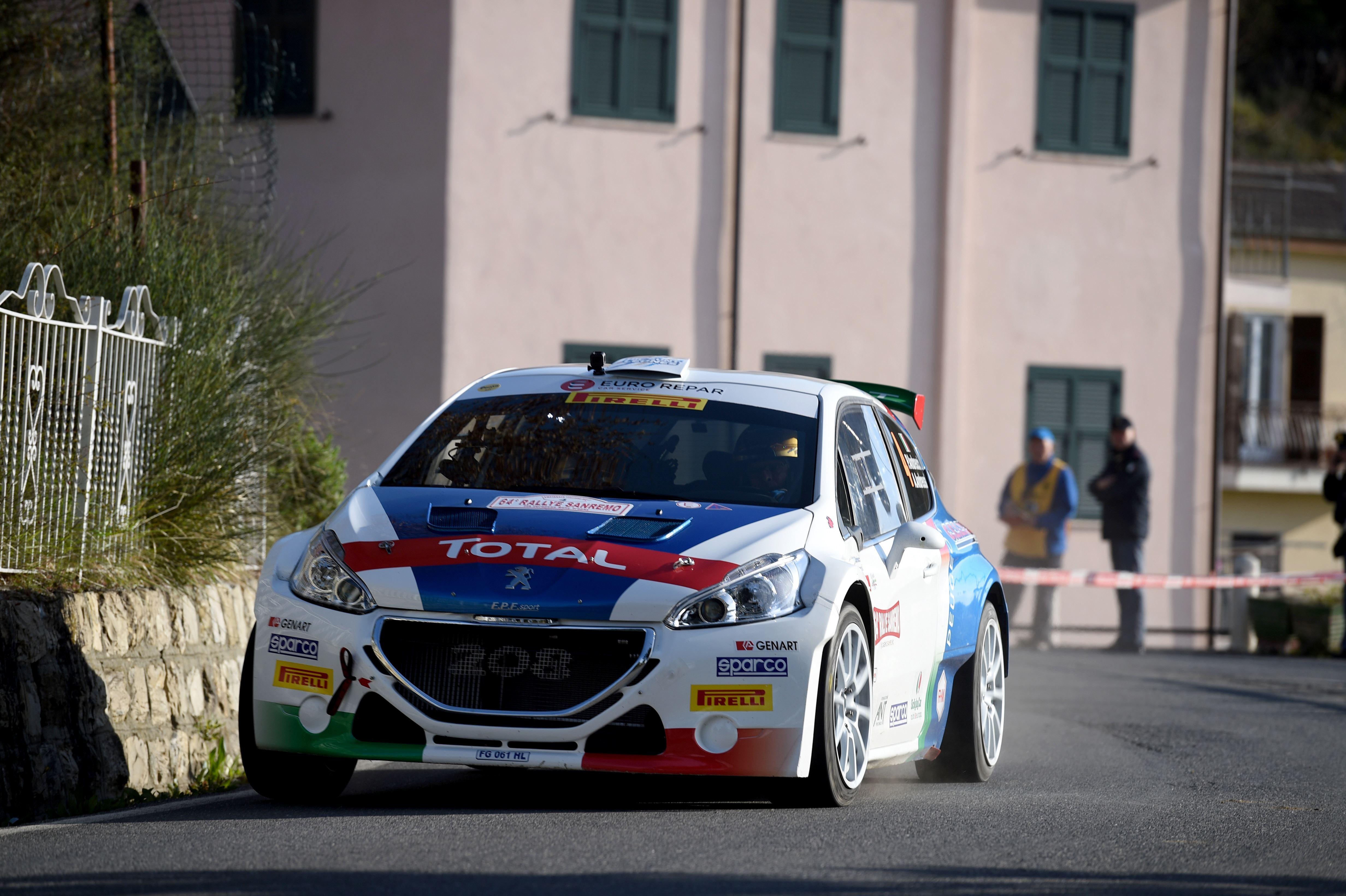 Paolo Andreucci Rallye Sanremo 2017