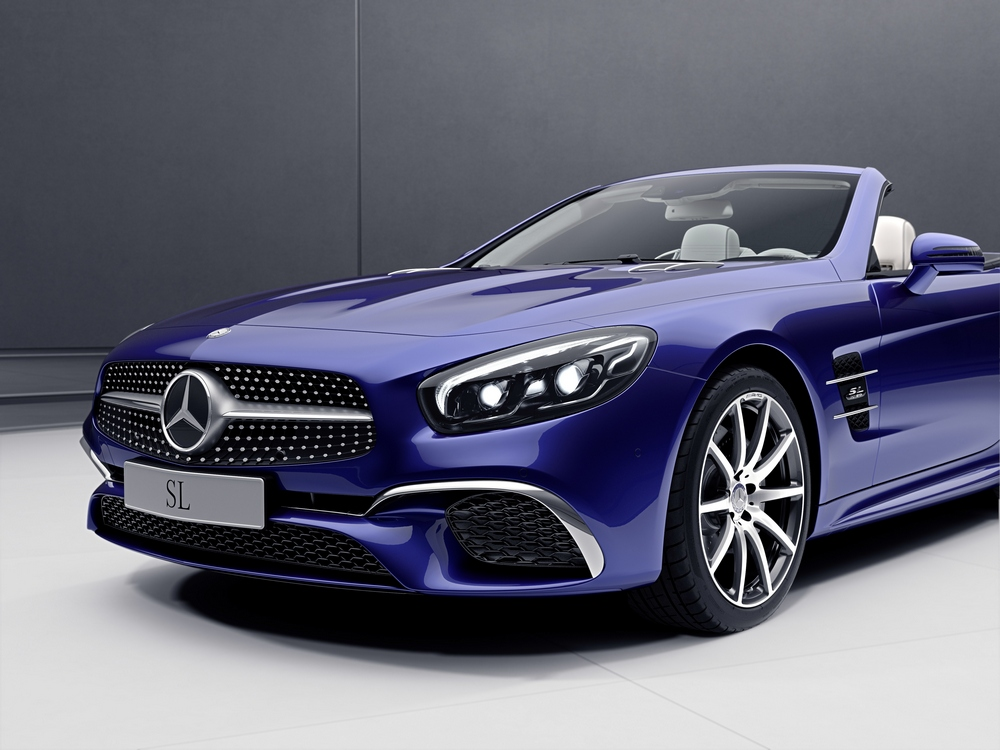 Nuove Mercedes cabrio