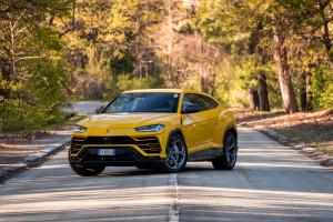 Lamborghini Urus Prova