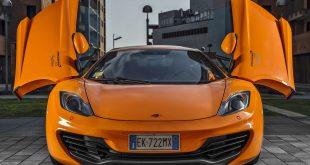 Foto di Alessandro Altavilla e McLaren Automotive