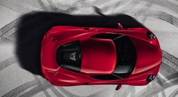Alfa Romeo a Ginevra 2013 - 4C