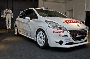 Peugeot motorsport 1 2013