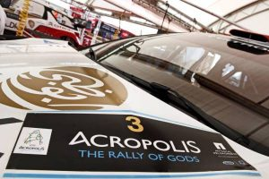 Rally Acropolis Greece WRC 2013