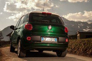 Image Foto Fiat 500L Altavilla Verde Bottiglia