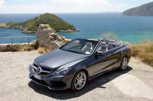 Mercedes Classe E Cabrio 2013