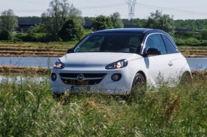 Opel Adam test drive image