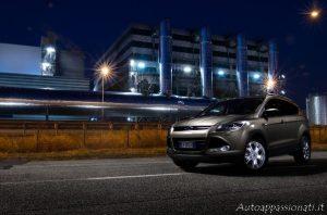 Nuova Ford Kuga Foto by Altavilla