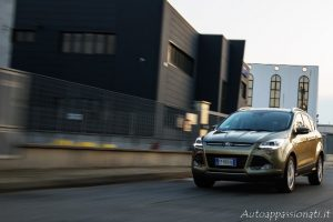 Nuova Ford Kuga- Foto by Altavilla