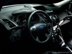 Interni Ford Kuga- Foto by Alessandro Altavilla