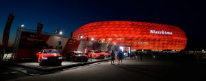Allianz Arena Audi Cup 2013