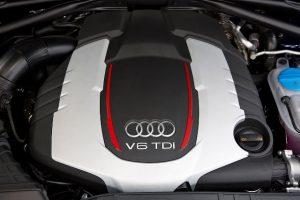 Motore Audi SQ5 TDI