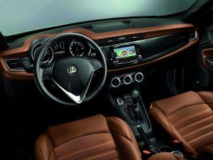 Alfa Romeo Giulietta MY2014 Interni