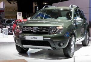 Dacia Duster IAA 2013