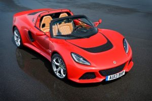 Exige S Roadster Ardent Red 1