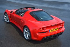 Exige S Roadster Ardent Red 2