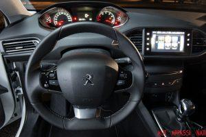 Nuova Peugeot 308 - Interni