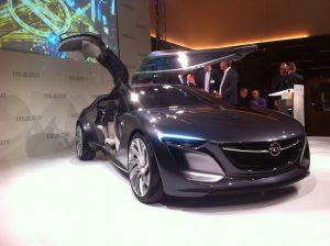Opel monza concept IAA