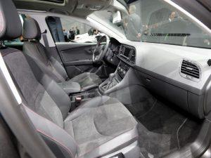 SEAT Leon ST interni