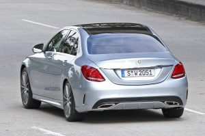 New Mercedes Classe C 2014