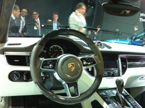 Porsche Macan interior 001