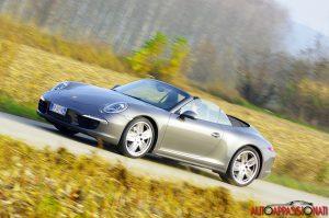 Porsche Carrera4 Cabriolet 005