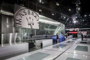 Maserati Los Angeles Auto Show