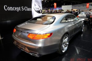 Mercedes S Coupe 2014 Detroit 02
