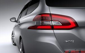 Nuova Peugeot SW 2014 06