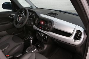 Interni Fiat 500L Beats-Edition