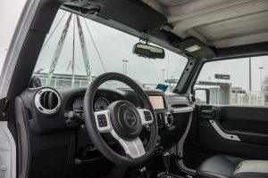 jeep wrangler polar interior