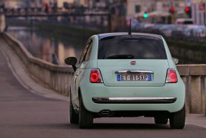 Fiat 500 Model Year 2014