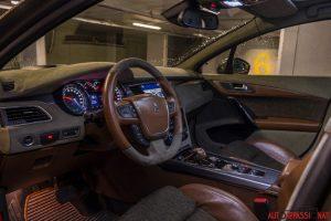 Interni - Peugeot 508 RXH By Carrozzeria Castagna Milano