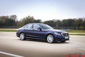 Mercedes Benz nuova Classe C-02