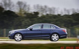 Mercedes Benz nuova Classe C-03