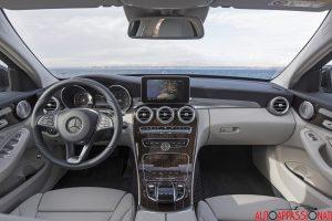 Mercedes Benz nuova Classe C-04