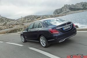 Mercedes Benz nuova Classe C-05