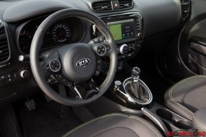 Interni New Kia Soul 34
