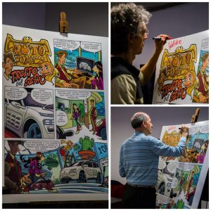 AutoComics serie a fumetti