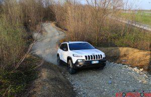 Nuova Jeep Cherokee 2014