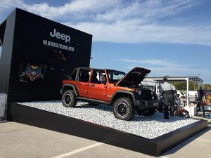 Jeep Harley Davidson 1