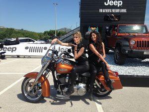 Jeep Harley Davidson 4