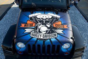 Jeep Harley EuroFestival 1