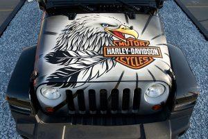 Jeep Harley EuroFestival 2