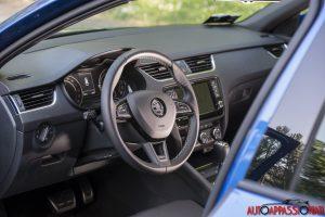 Skoda Wagon Octavia RS 012