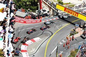 f1 monaco-2014-race